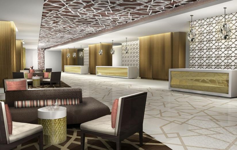 DOUBLETREE MAKKAH Lounge