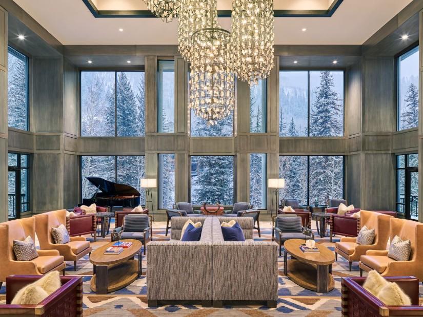 HOTEL TALISA Lounge Area