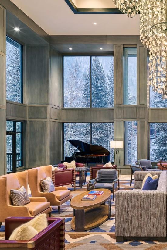 HOTEL TALISA Lounge