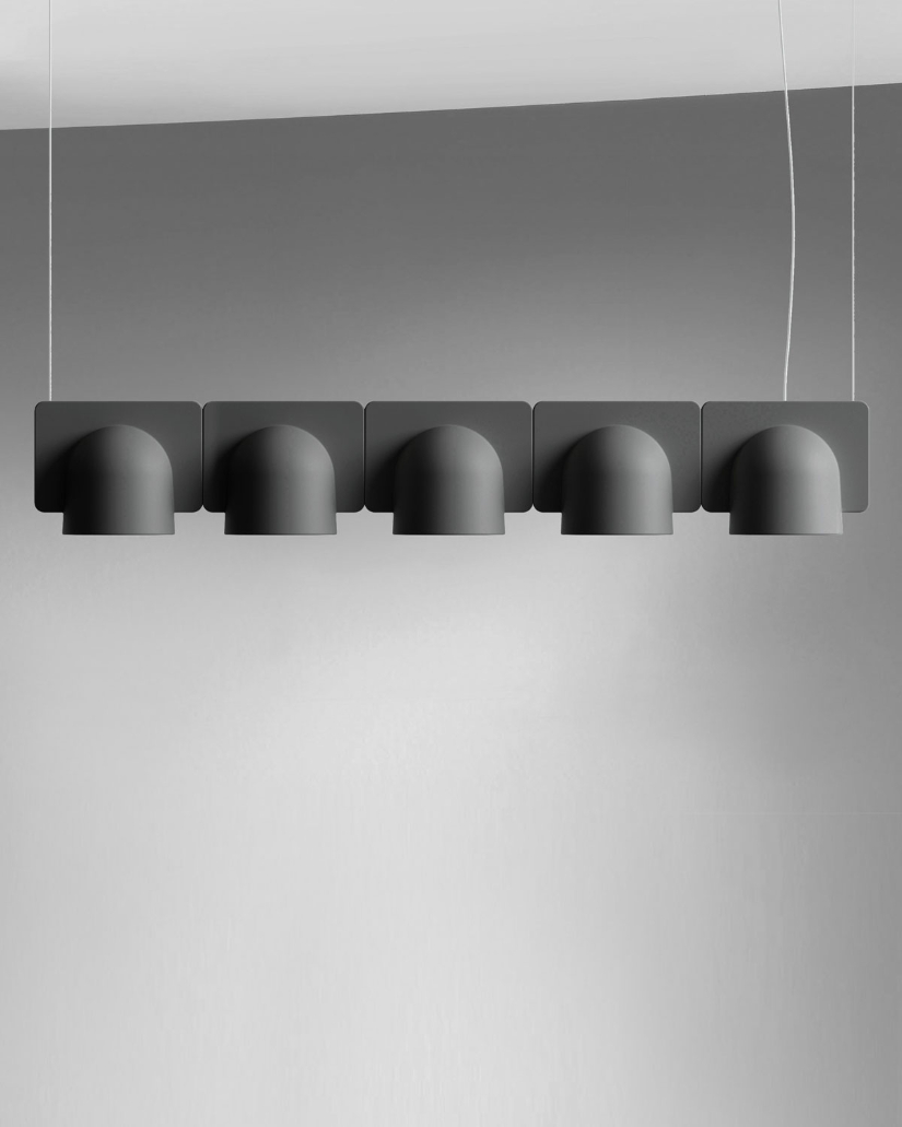 Igloo 5 Pendant Light