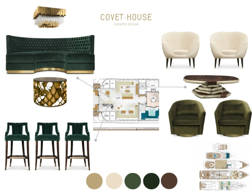Mid-century furniture ideas