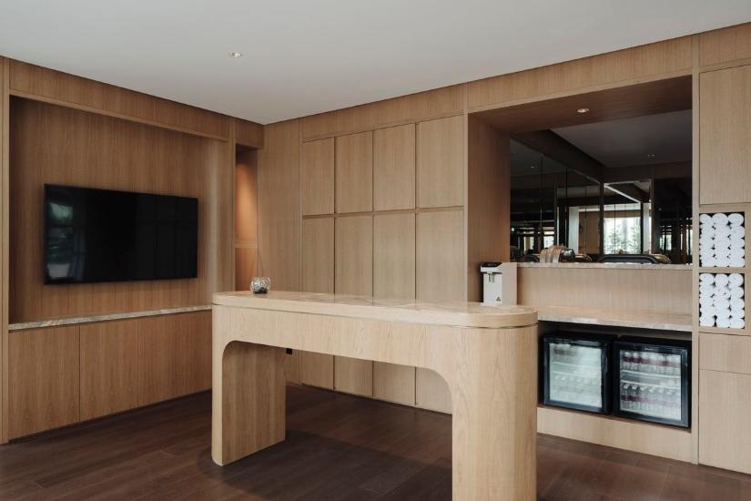 Modern Lounge Kitchen Design