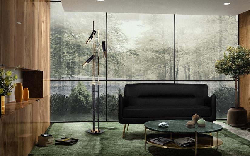 Rug Lounge Area Design