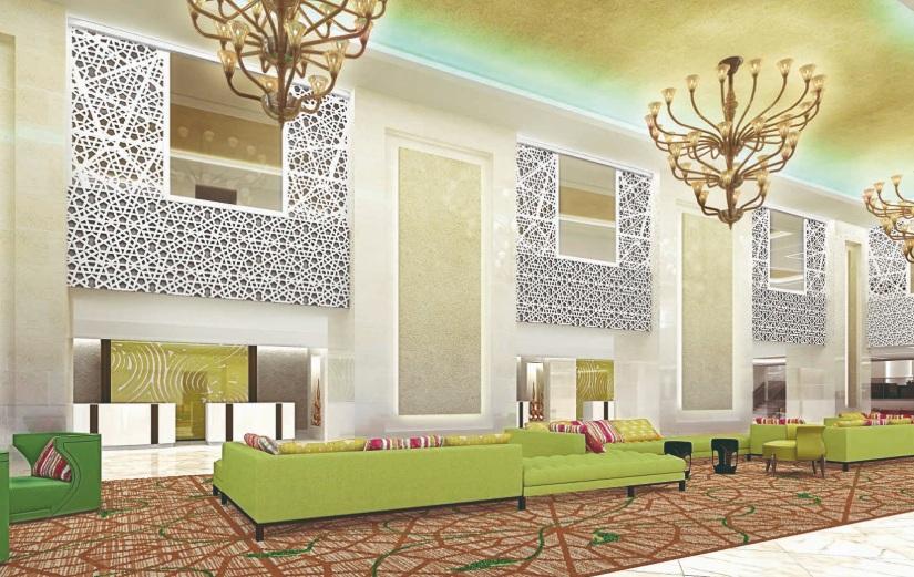 SOFITEL MAKKAH Lounge