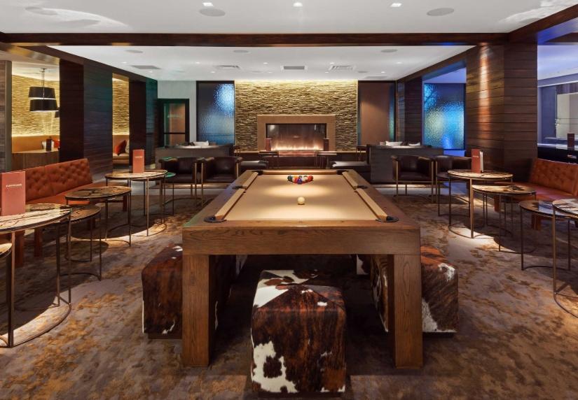 The Marriott Boulder Lounge