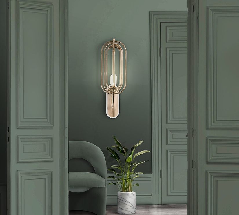 Turner Wall Lamp Delightfull