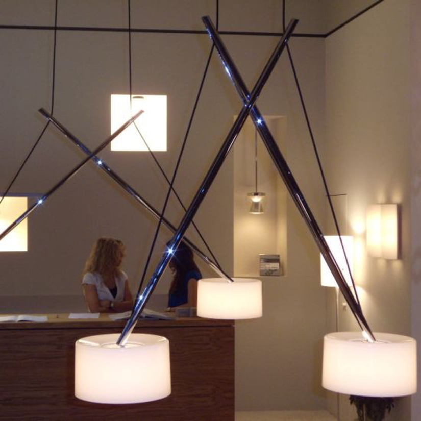 Twin Suspension Lighting