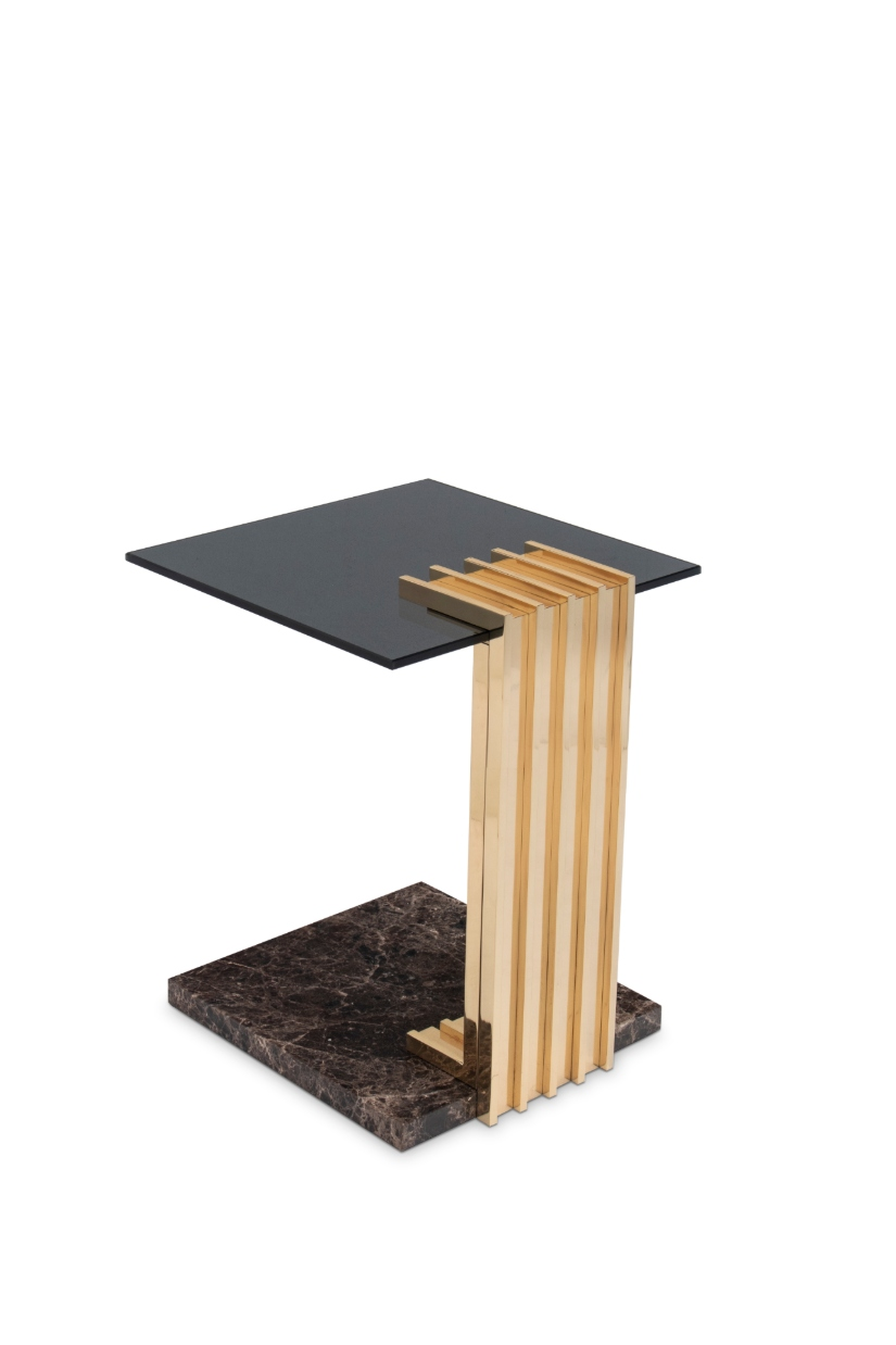 Vertigo side table
