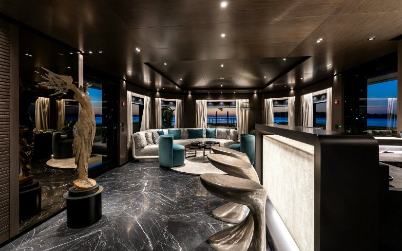 10 Yacht Interior Design Trends That Will Set A New Ruler Of The Waves