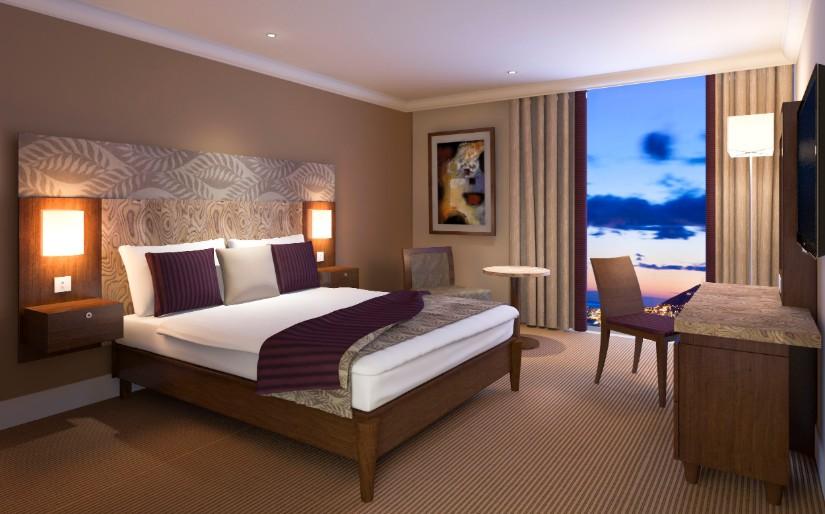 Classic Hotel Interior Design