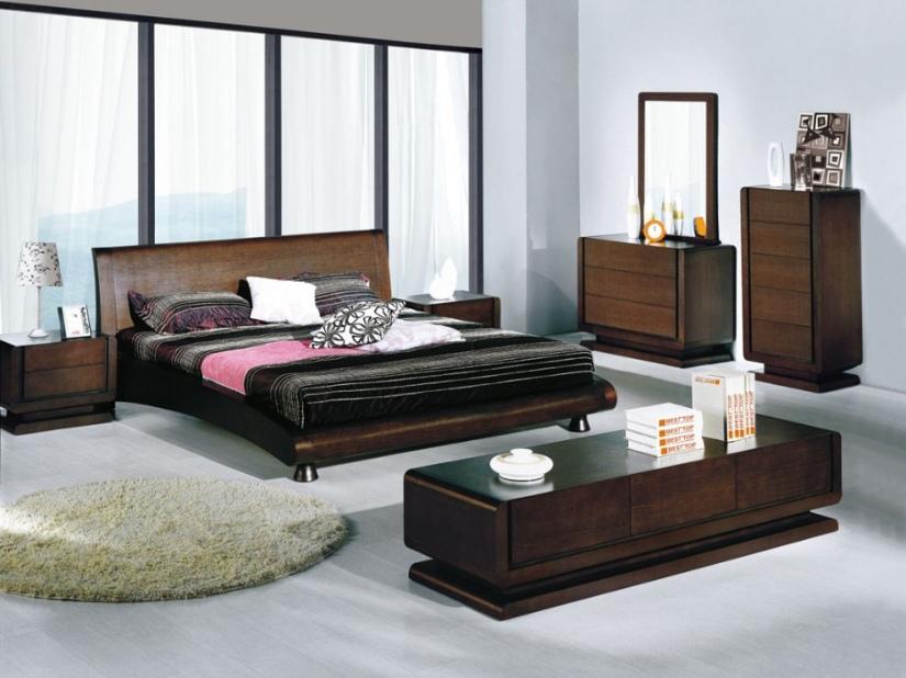 Designers bedroom