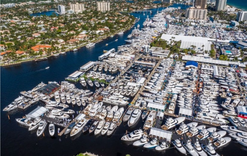 Fort Lauderdale International Boat Show 2019 Event