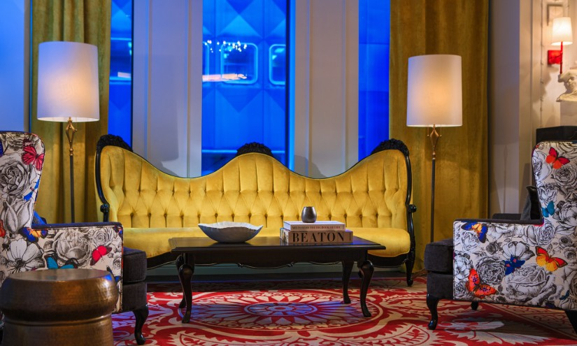 Hotel Monaco Design