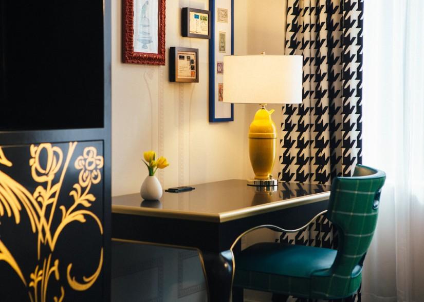 Hotel Monaco Hotel Design