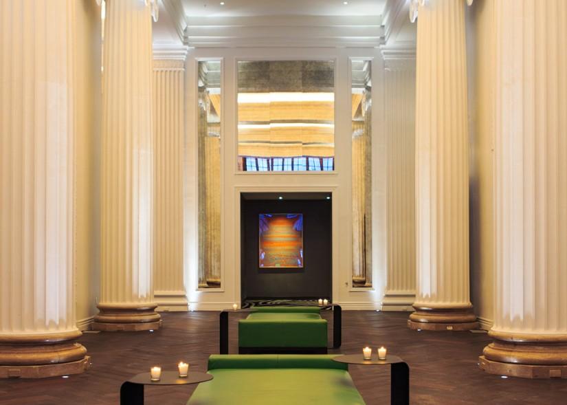 Hotel Monaco Hotel Lobby