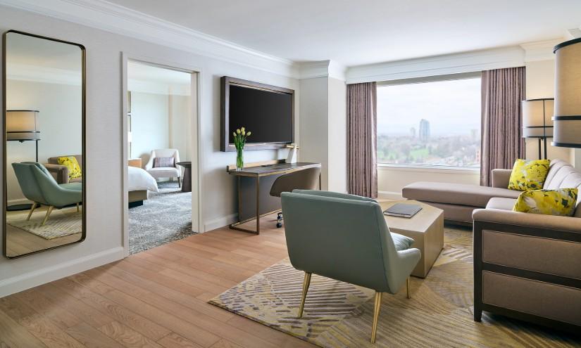 JW Marriott Hotel Design