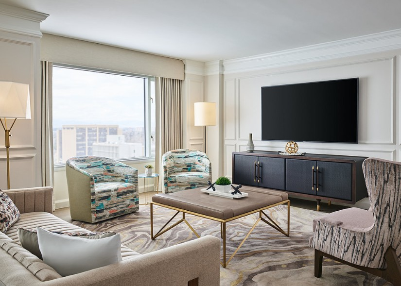 JW Marriott Interior Design