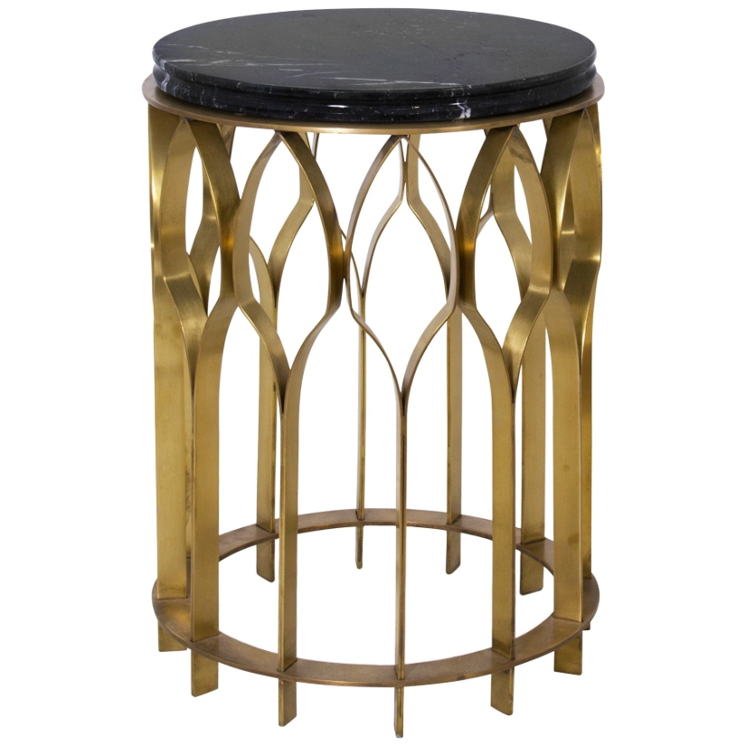 Mecca Side Table Brabbu Contract