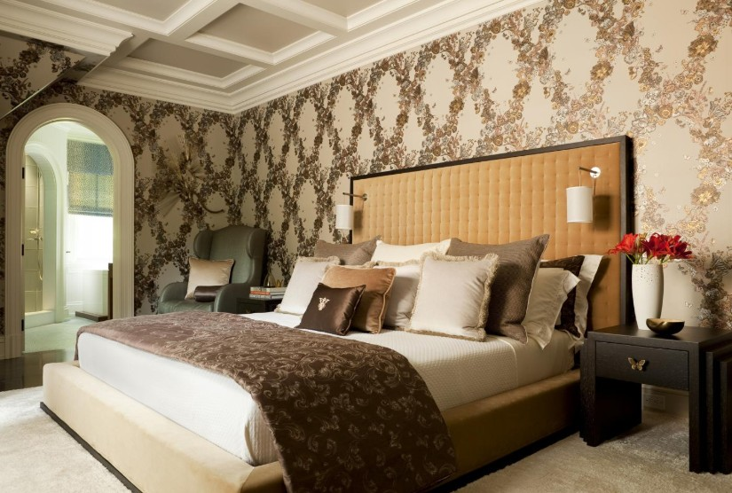 Midcentury bedroom ideas