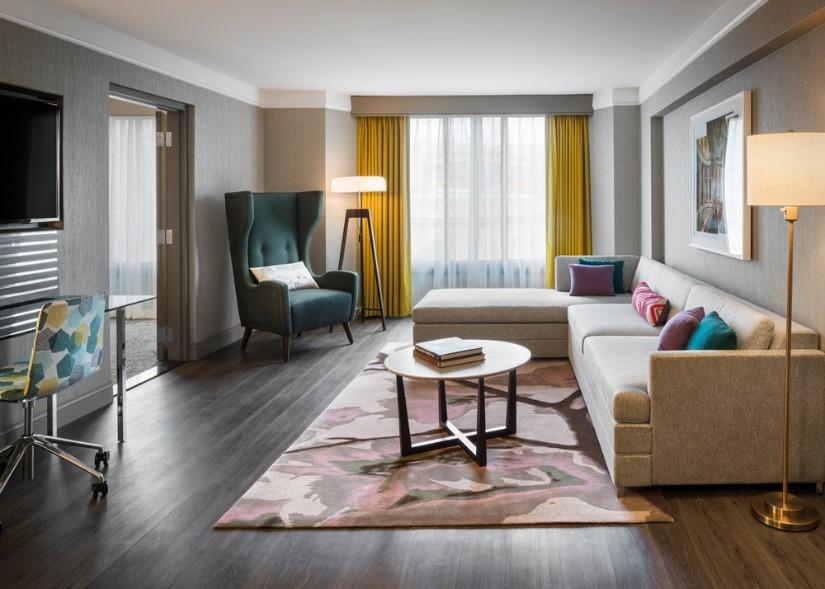 The Darcy Hotel Interior Design