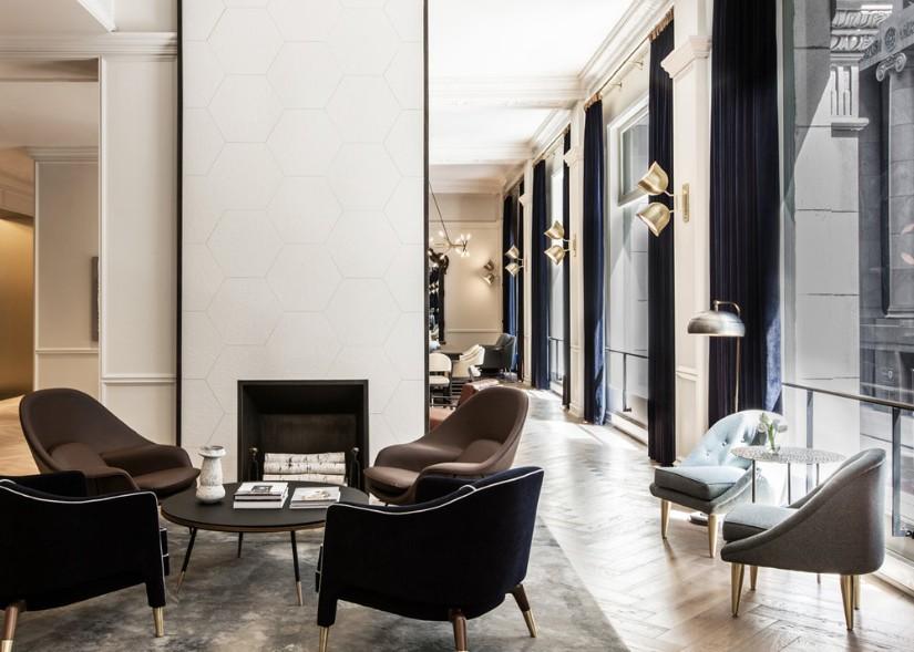The Gray Hotel Interior
