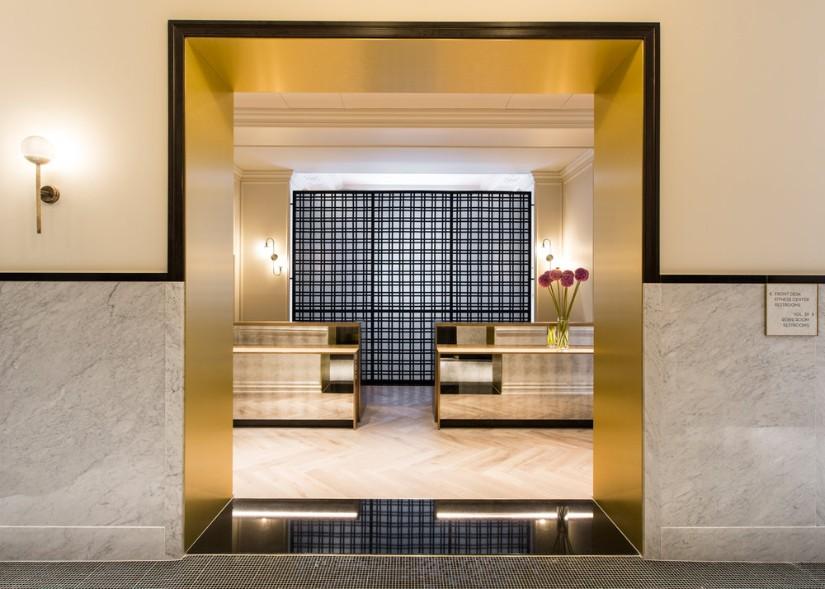 The Gray Hotel Lobby