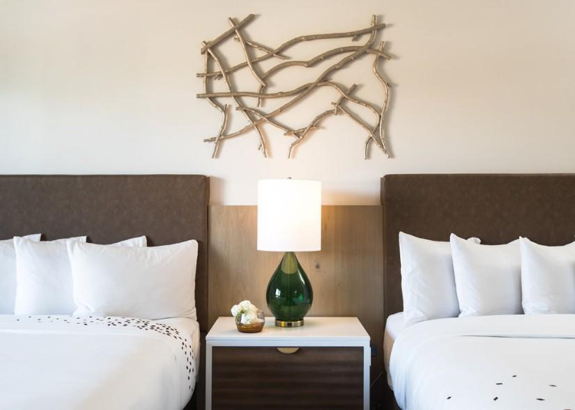 The Lodge at Sonoma Hotel Decor
