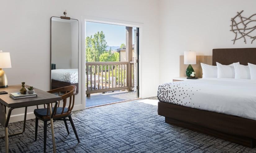 The Lodge at Sonoma Interior Design