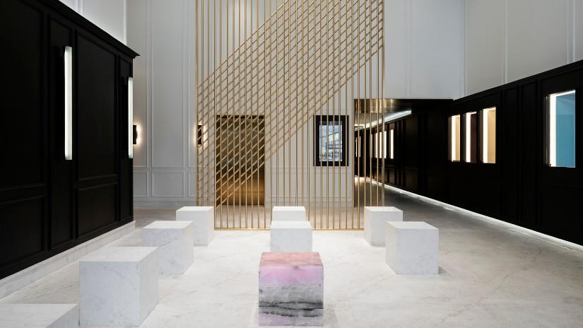 Four Seasons Montreal luxury hotel design