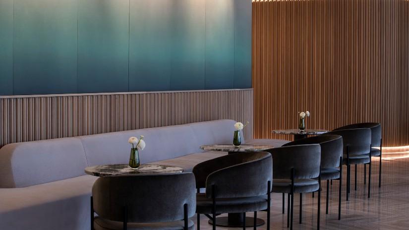 Four Seasons Hotel Montreal restaurant decor