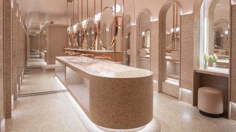 Four Seasons Hotel Montreal luxury design