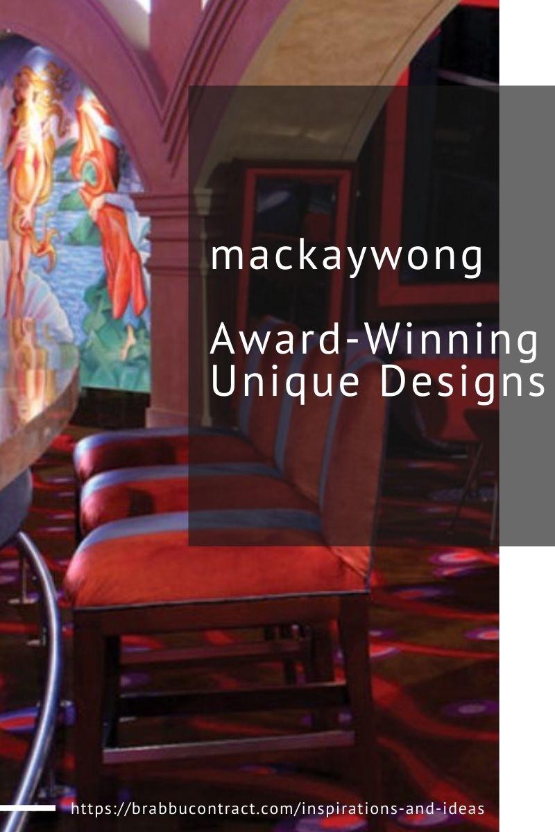 mackaywong - Award-Winning Unique Designs