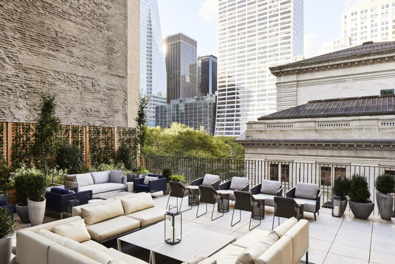 Stonehill Taylor: 10 Unique High-End Hospitality Projects in NYC