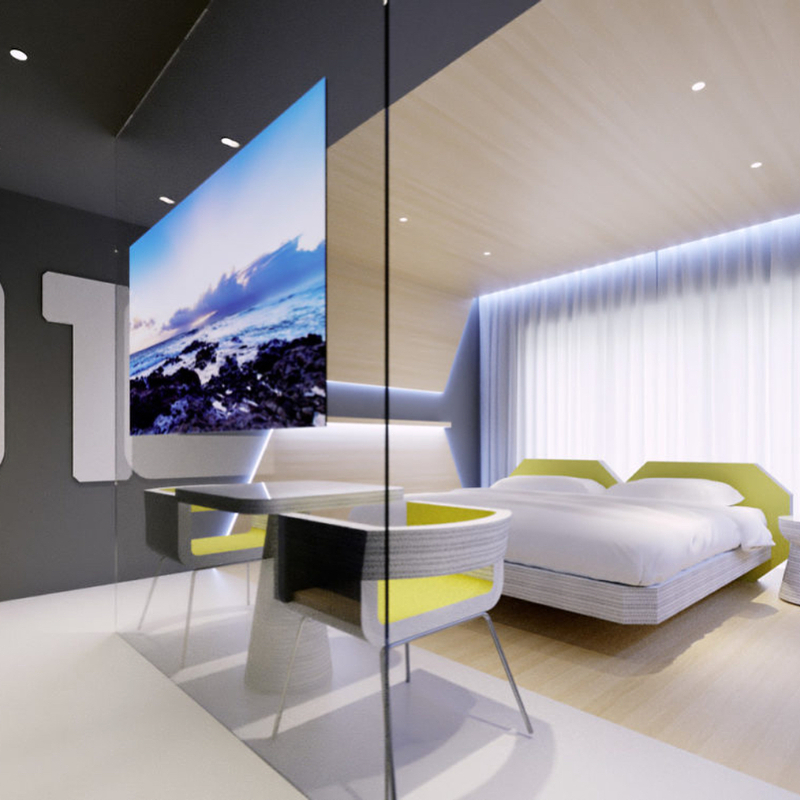 Mesmerizing Interior Design Contract Projects by Think Future Design