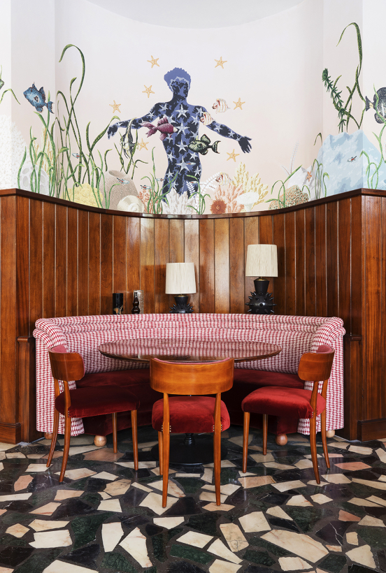 Interior Design Projects with Personality by LAURA GONZALEZ